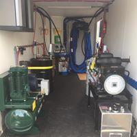 inside truck 3