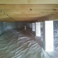 crawlspace encapsulation knoxville, maryville 4