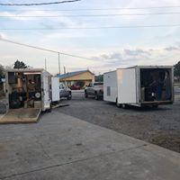 outside trailers