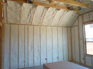 Spray Foam Insualtion