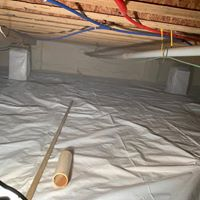 crawlspace encapsulation knoxville, maryville