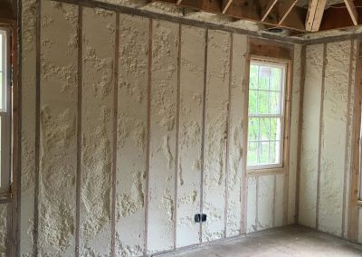 Spray Foam Insulation 25