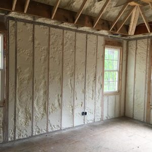 Spray Foam Insulation 26