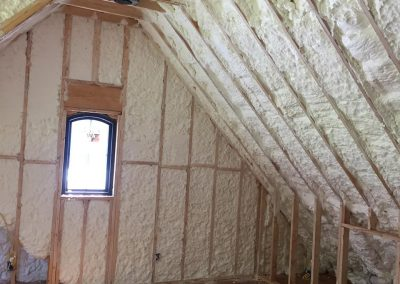 Spray Foam Insulation 24