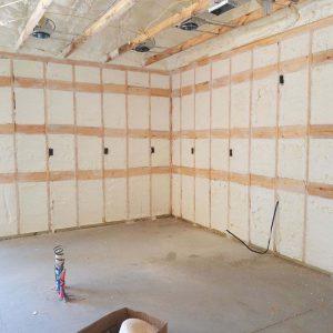 Spray Foam Insulation 20