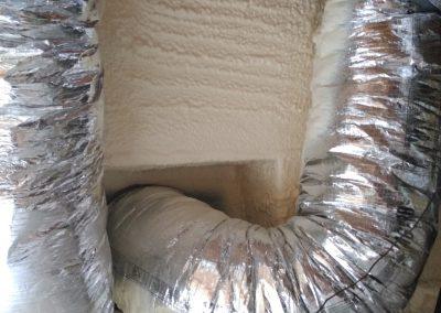 insulation area 5