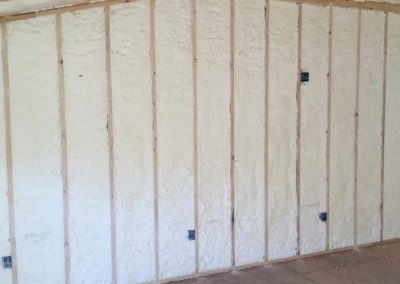 Spray Foam Insulation 14