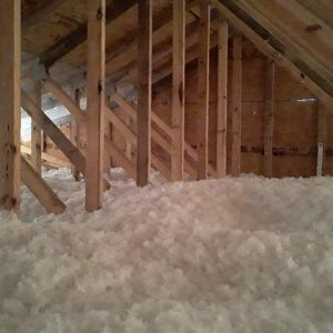 Blown in Insulation