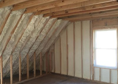 Spray Foam Insulation 13