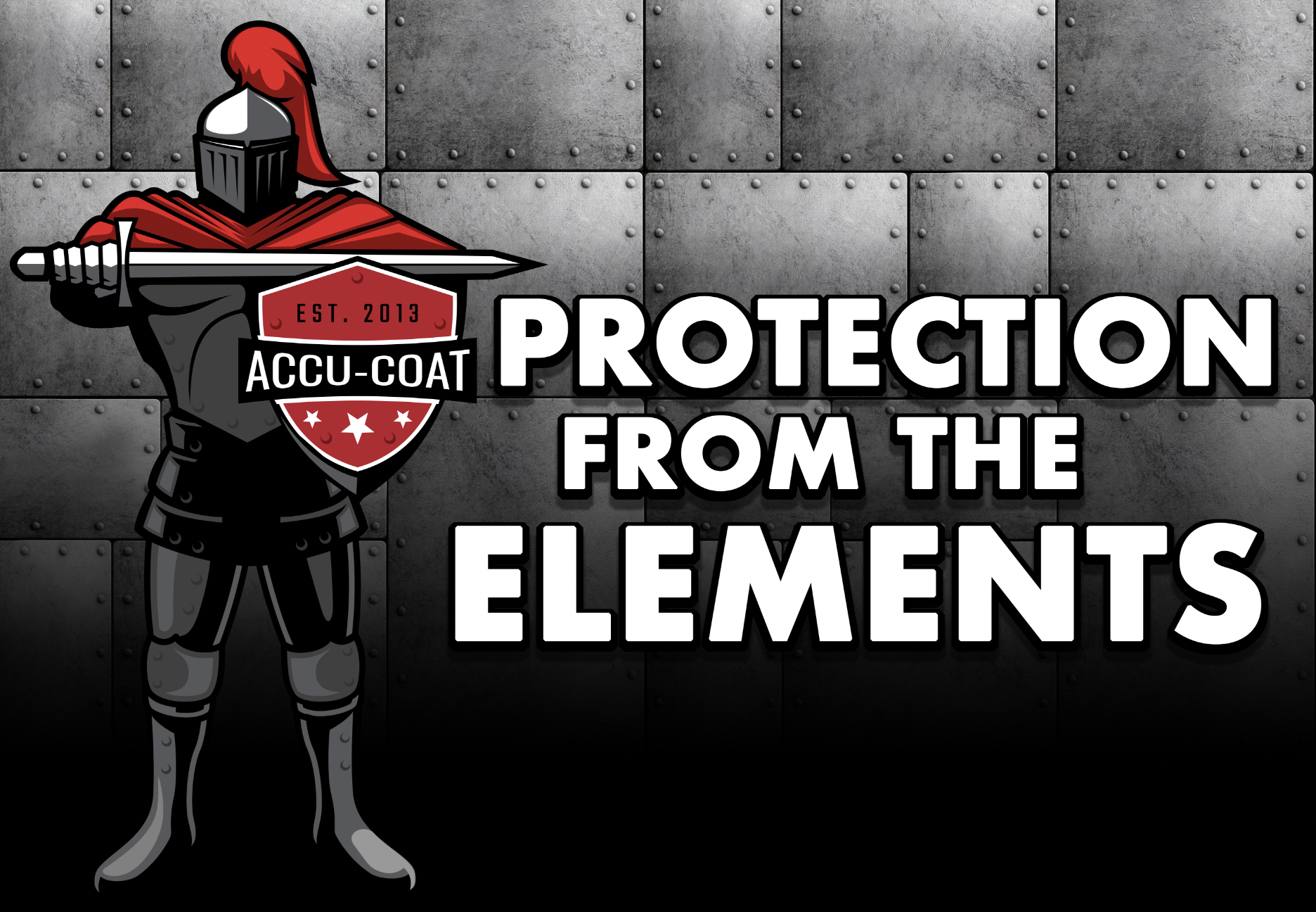 Accu-Coat Protection Against the Elements insulation