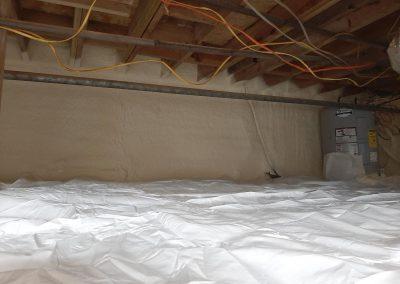 insulation area