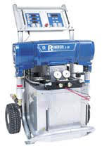 blowing machine 6 for insulation