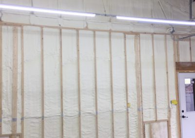 commercial spray Insulation Insulation Process